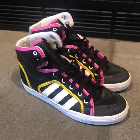 Women s adidas High Top Sneakers 7582edefb
